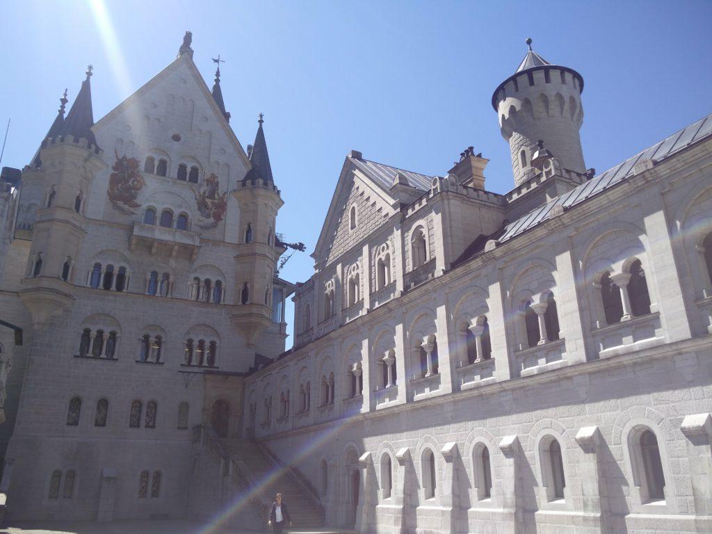 chateau neuschwanstein proche