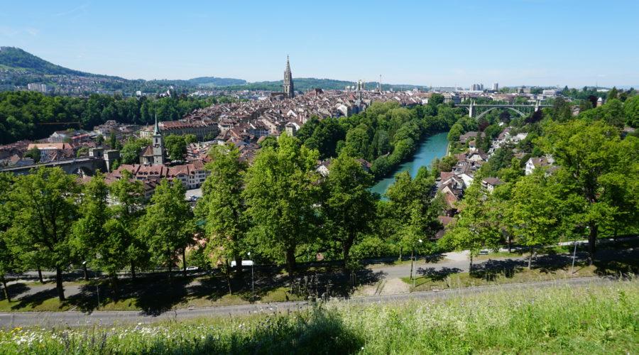 Visiting Bern in switzerland