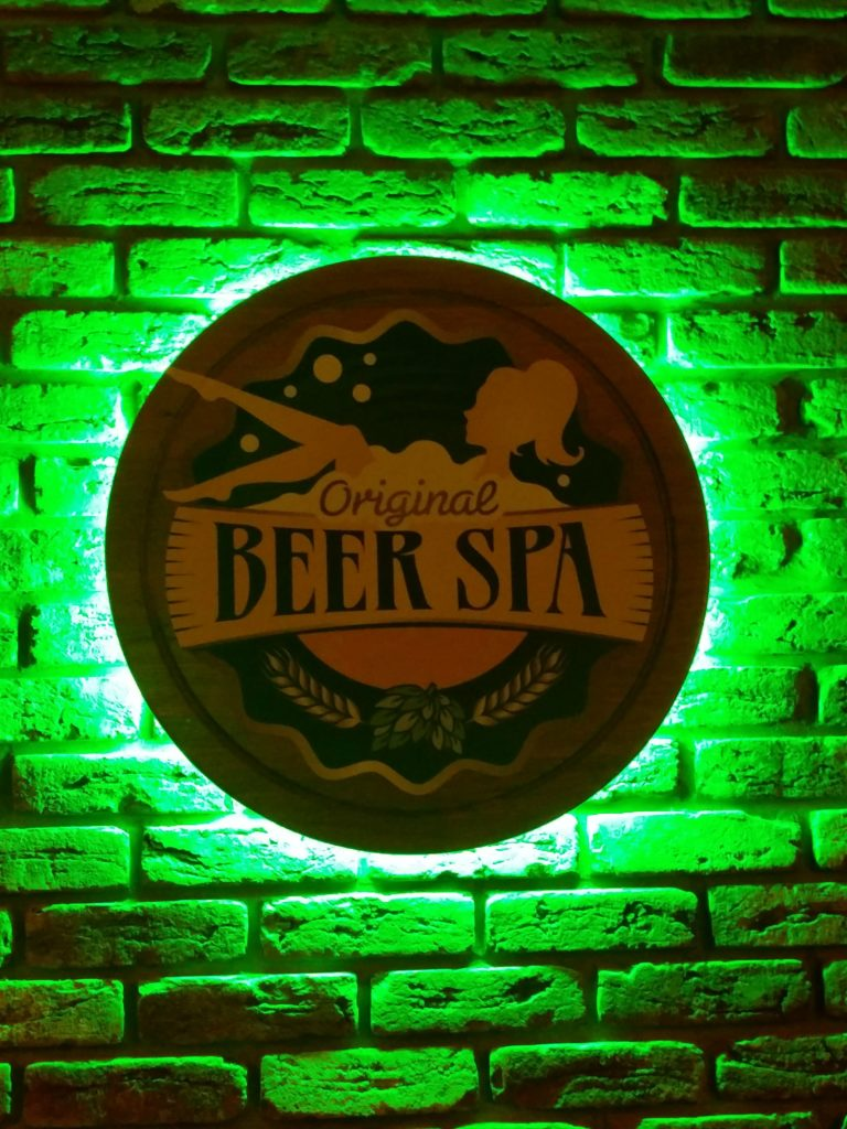 prague spa biere logo