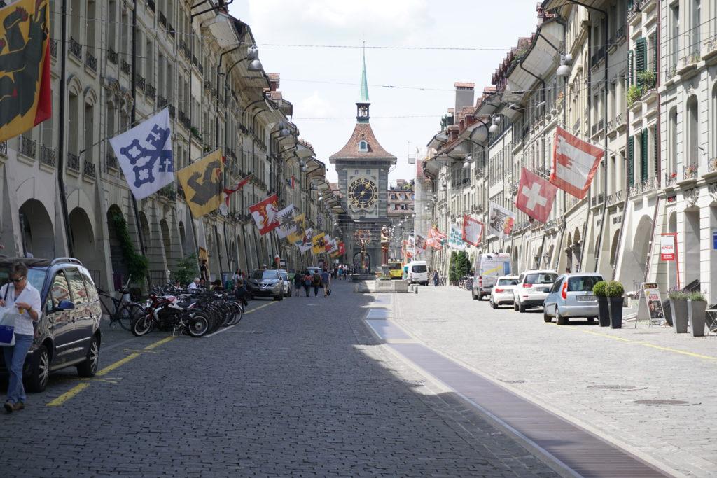 old town bern switzerland