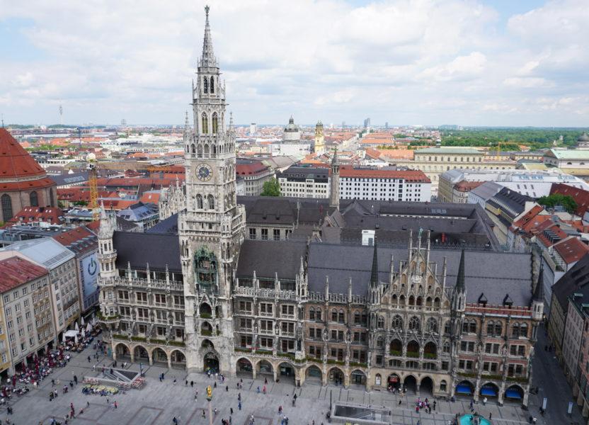 Découverte de Munich