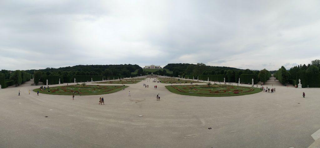 palais schonbrunn jardin