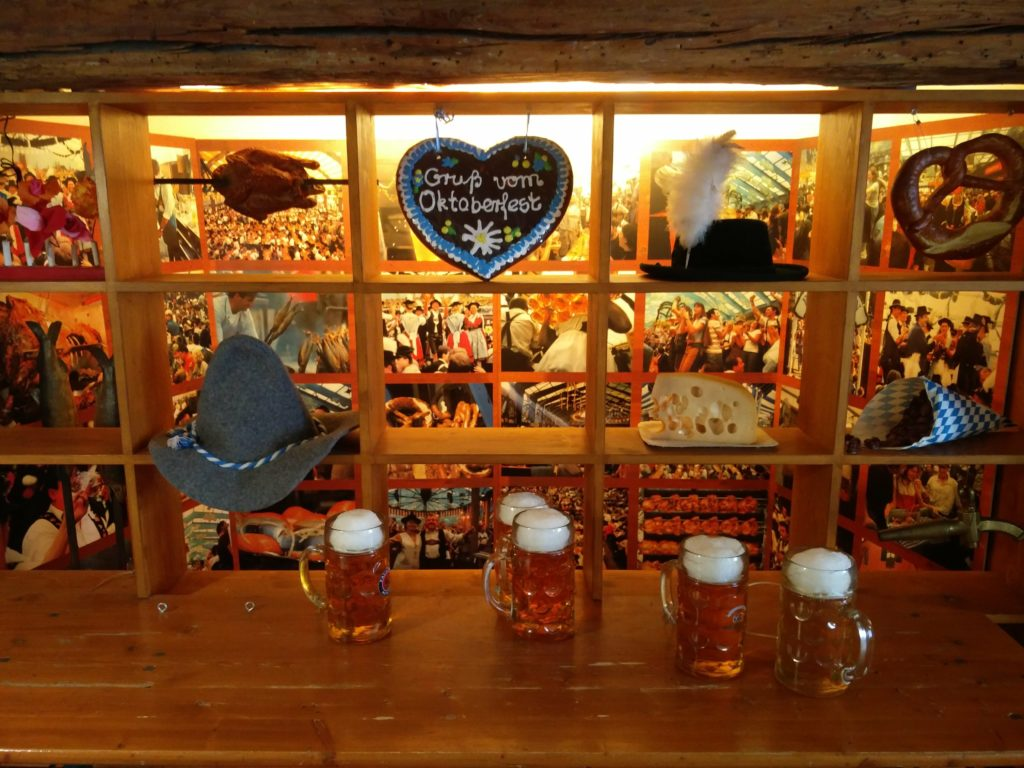 musee de la biere et de l'oktoberfest munich