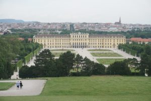 palais schonbrunn vienne autriche