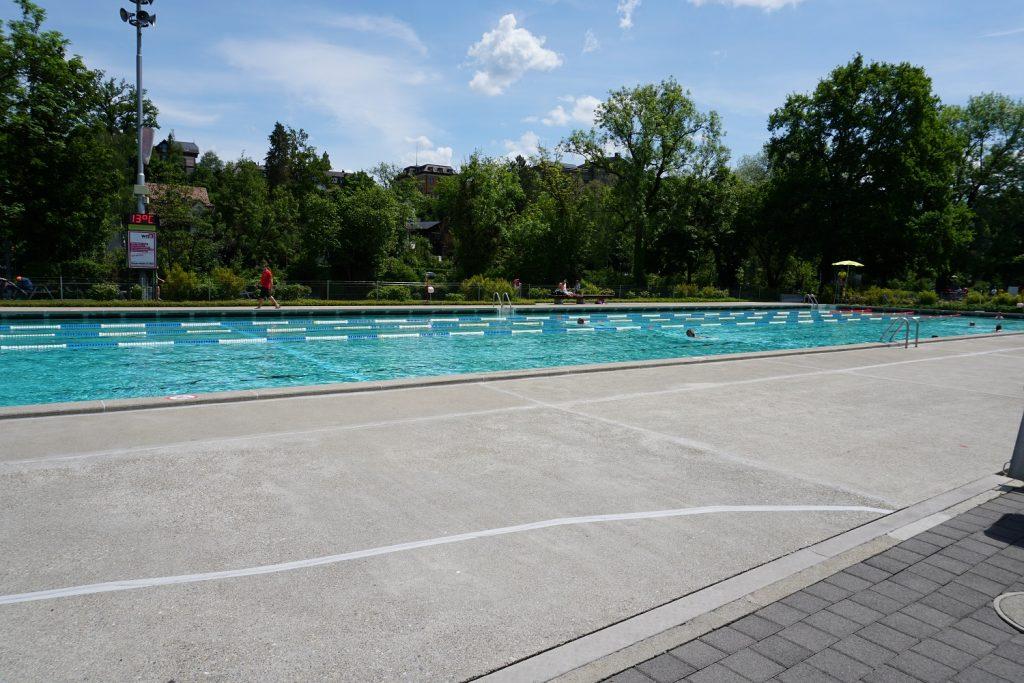 piscine de marzili berne