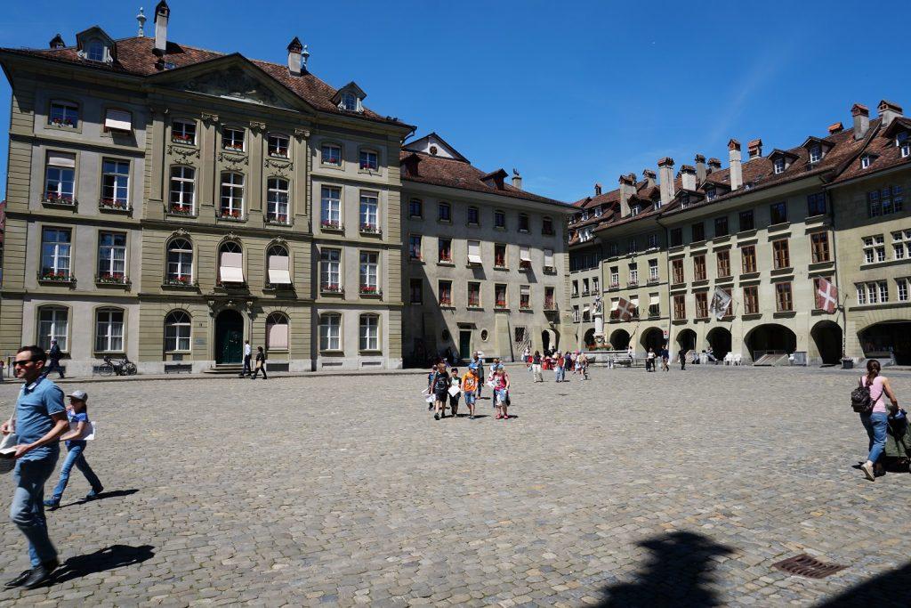 place berne suisse