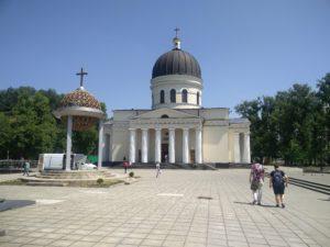 cathédrale nativité chisinau