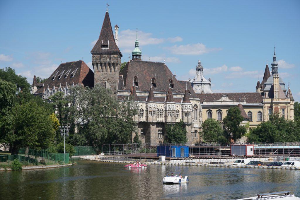 chateau vajdahunyad budapest
