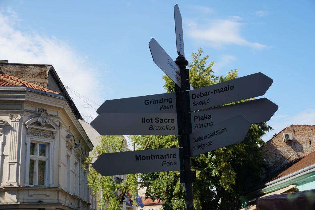 directions belgrade