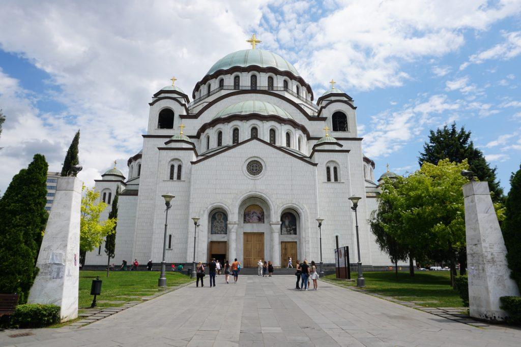 eglise saint sava belgrade