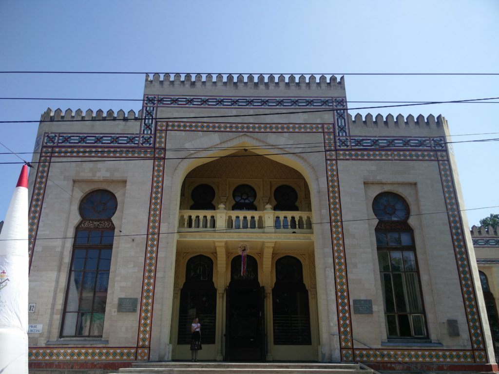 musée national d'ethnographie et d'histoire naturelle de la Moldavie