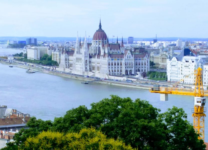Budapest the pearl of the Danube