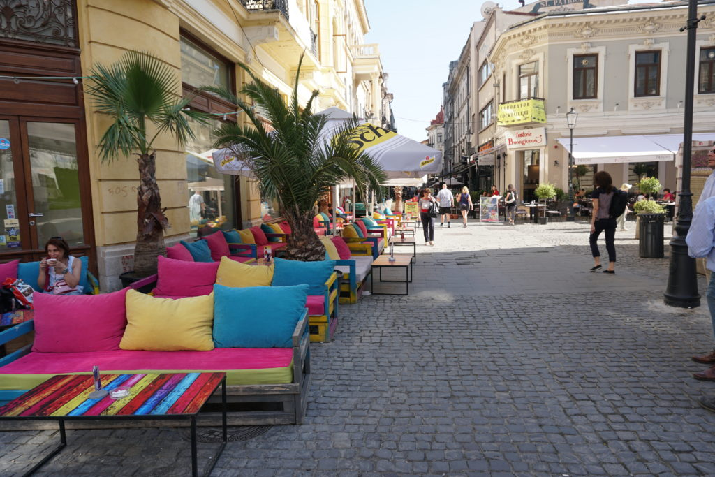 terrace bucharest