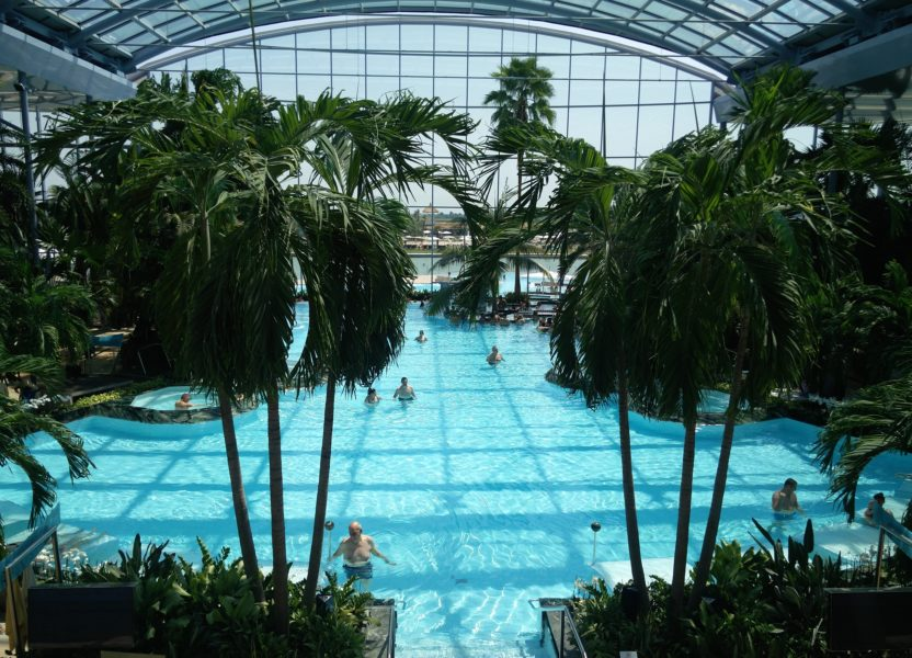 Therme Bucuresti in Bucharest