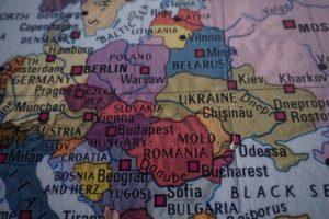 carte europe de l'est racisme voyage