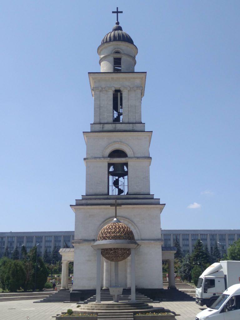bell tower chisinau