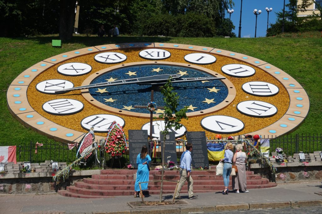 kiev clock