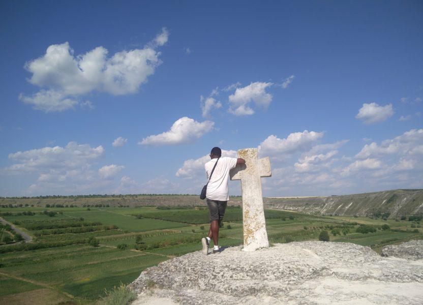 Orheiul Vechi en Moldavie