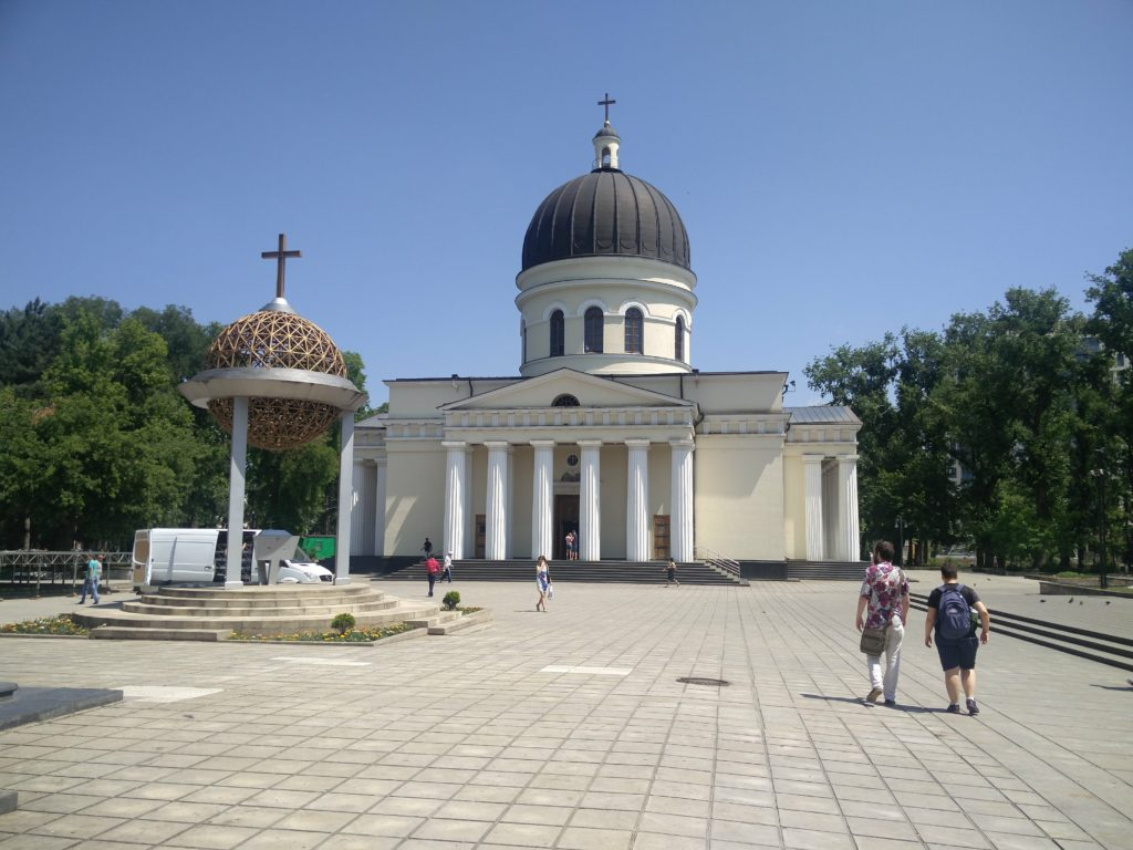 orthodox church chisinau