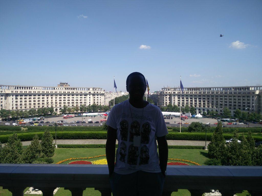 palais parlement bucarest