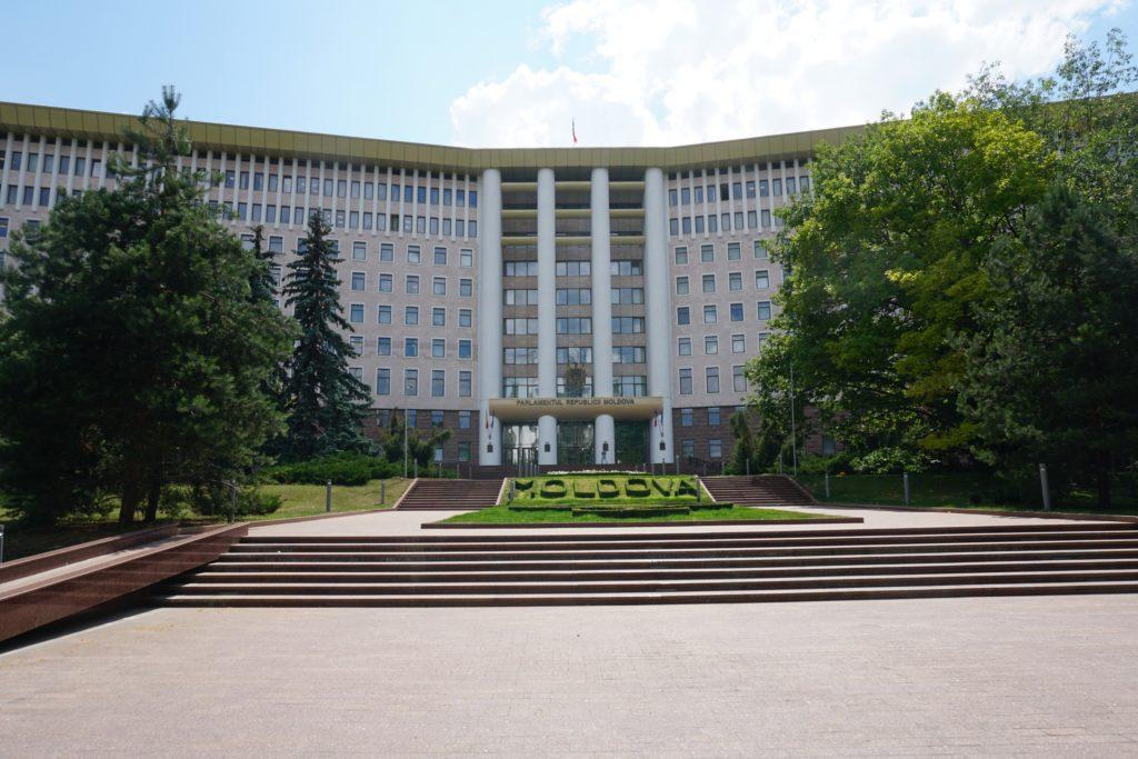parliament chisinau