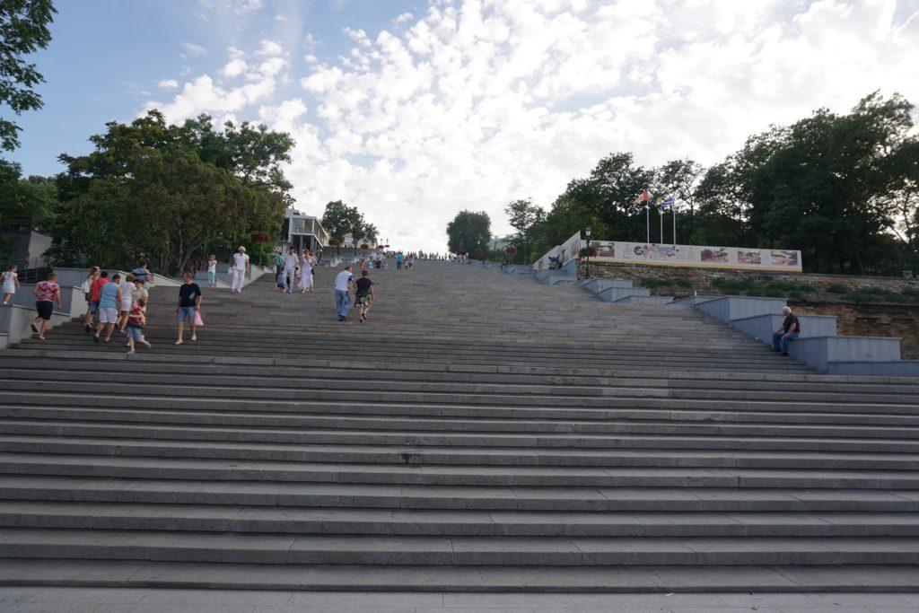 potemkin stairs odessa ukraine