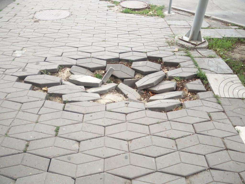 sidewalk chisinau