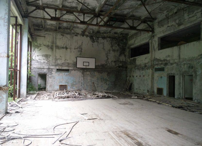 Visite de Tchernobyl