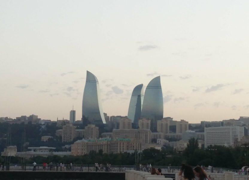 Visite de Bakou en Azerbaïdjan