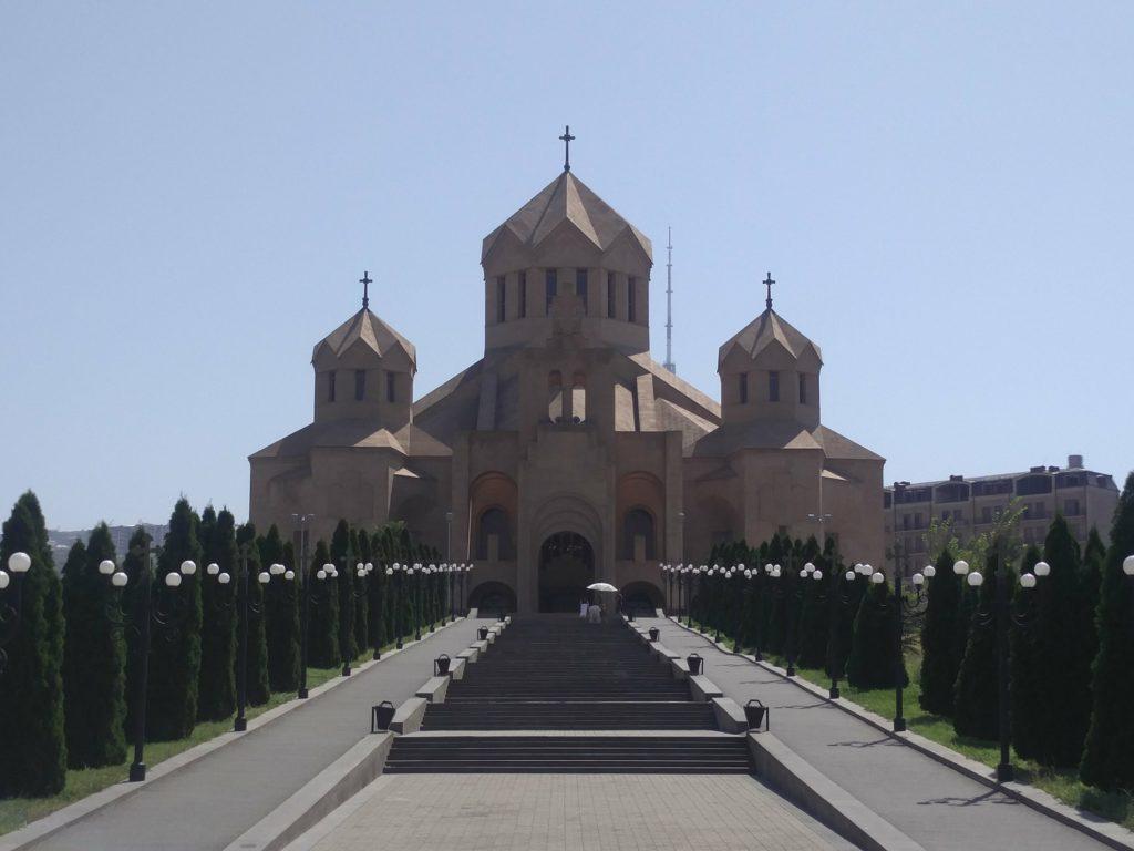 cathédrale Saint Grégoire l'illuminateur d'Erevan