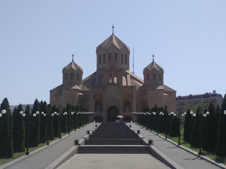 Saint Gregory the Illuminator Cathedral yerevan