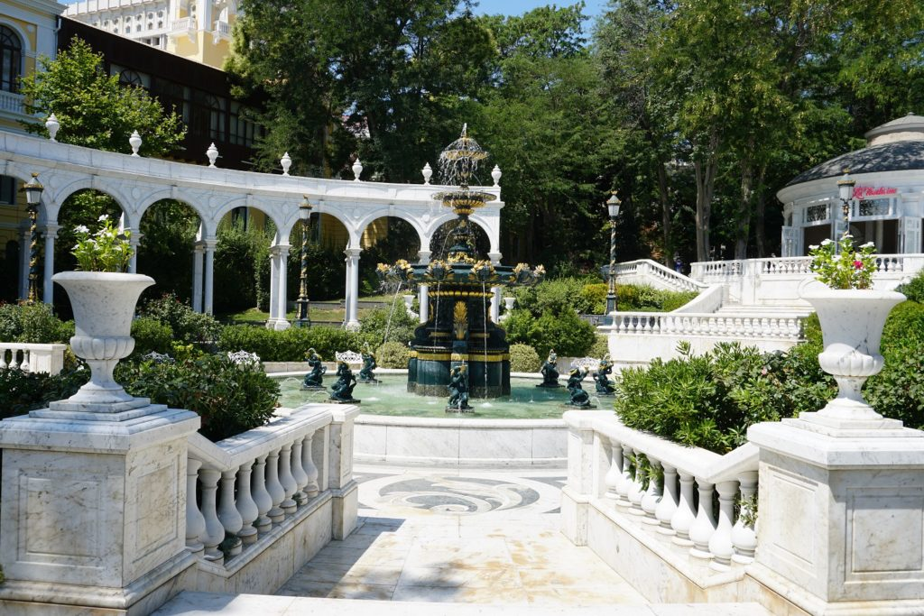fontaine bakou
