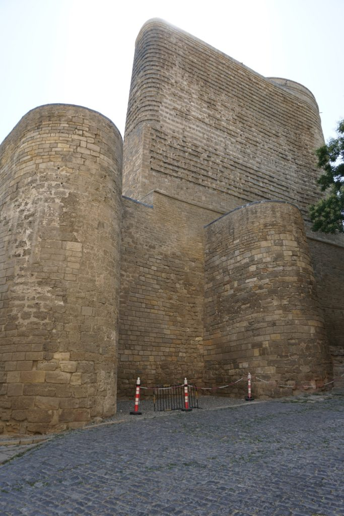 maiden tower baku