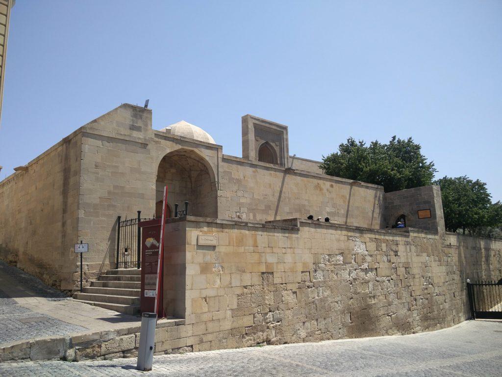 palais des Chirvanchahs bakou