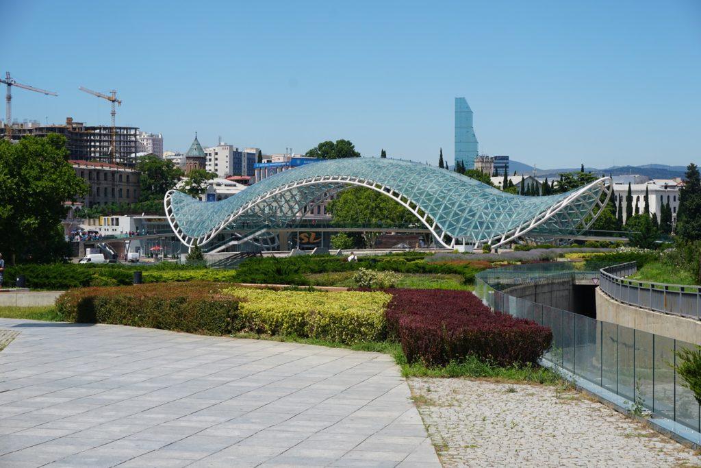 pont de la paix tbilissi