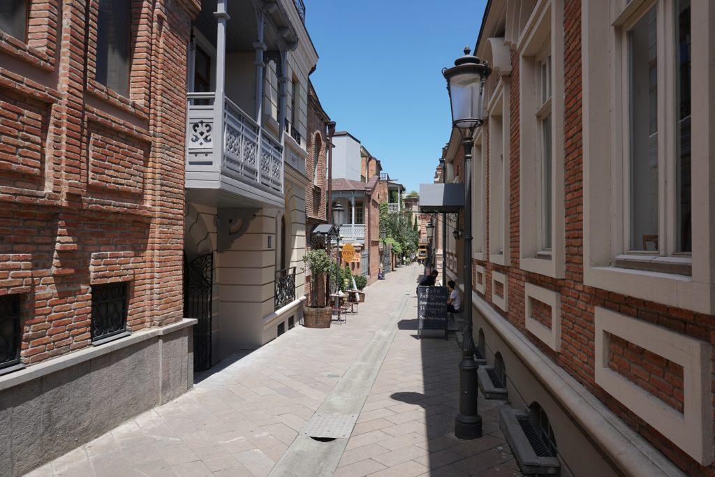 vieille ville tbilissi