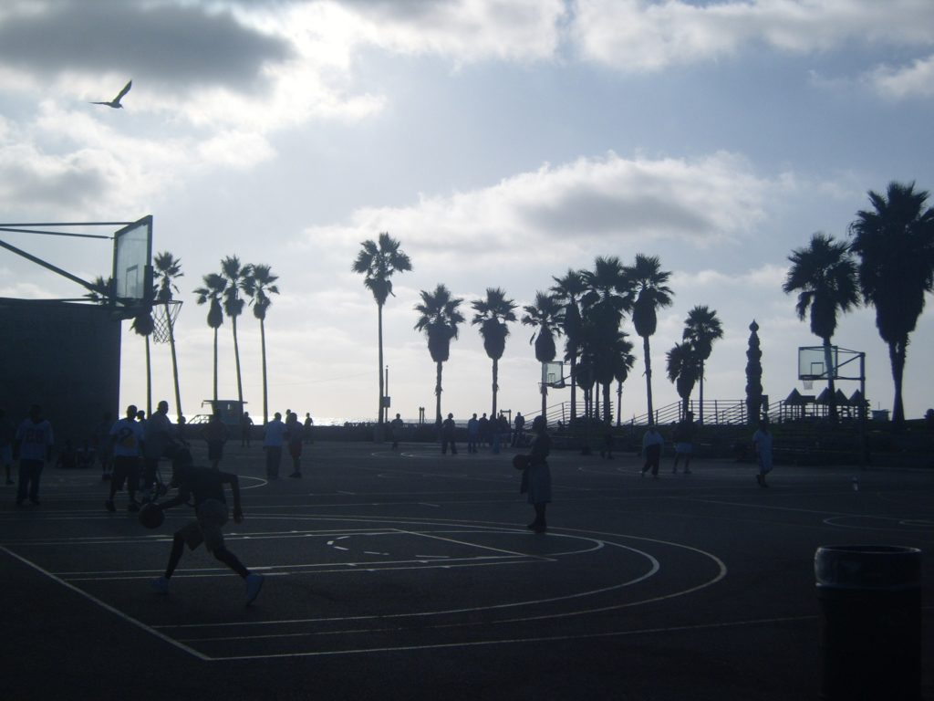 basketball los angeles