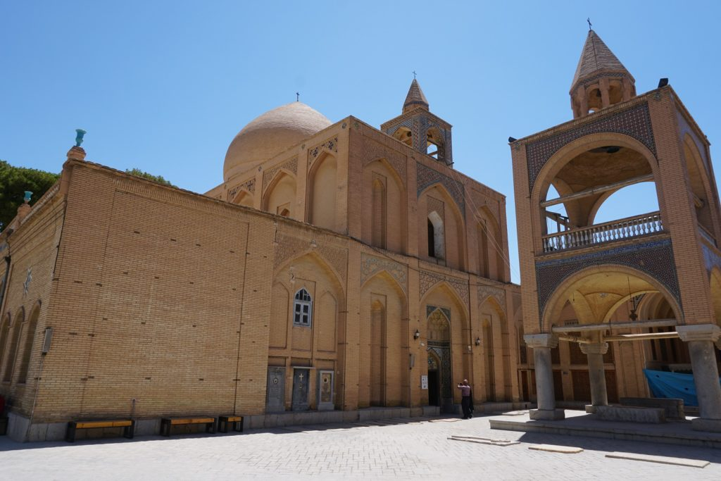 cathedrale de vank ispahan