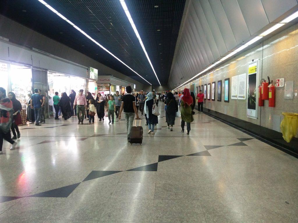 metro iran
