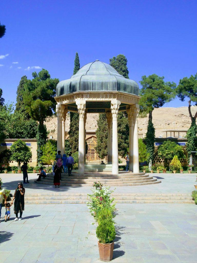 mausolee de hafez chiraz