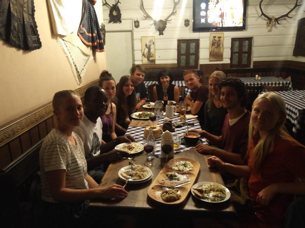 meal bratislava travel solo