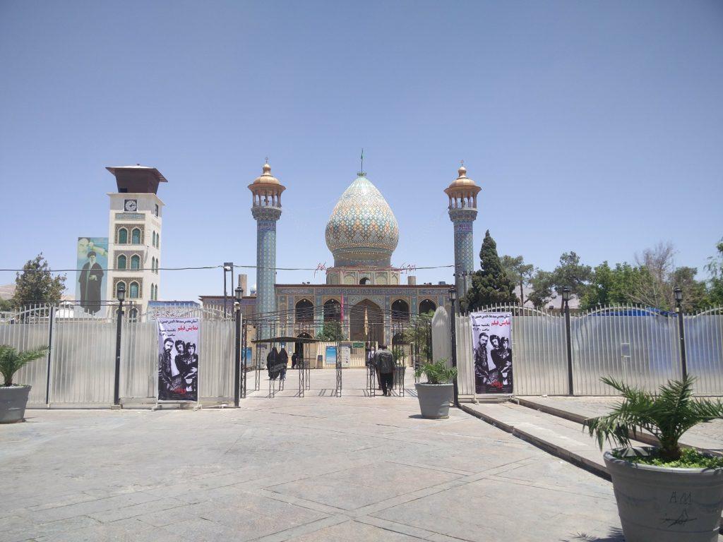 nasir ol molk mosque shiraz