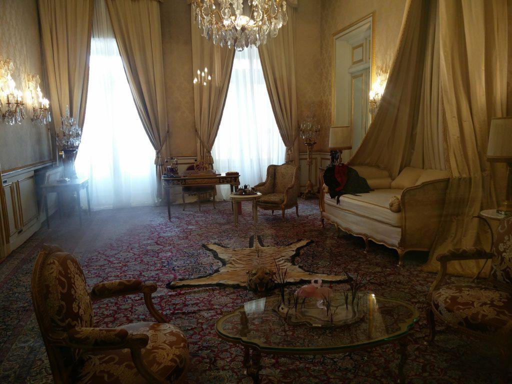 palais de niavaran teheran