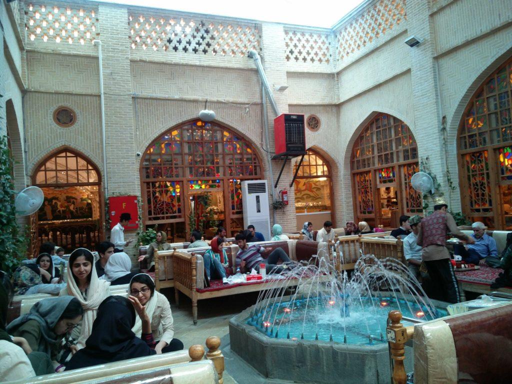 restaurant isfahan
