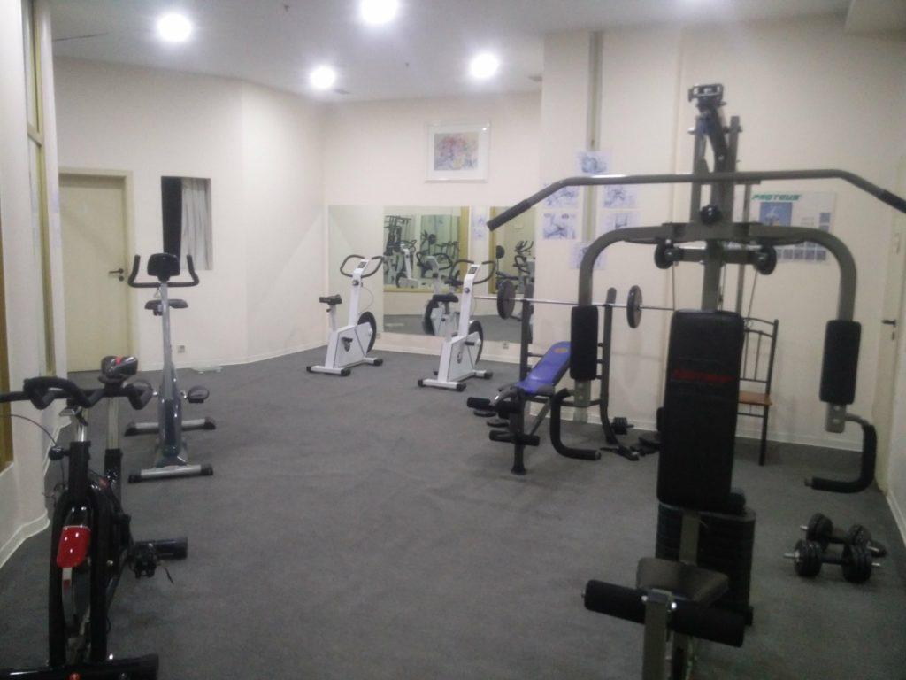 salle de sport achgabat