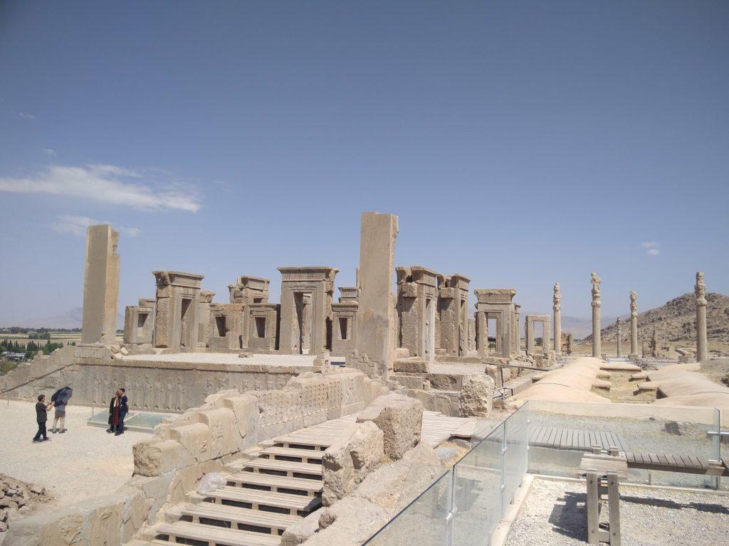 tachara palace persepolis