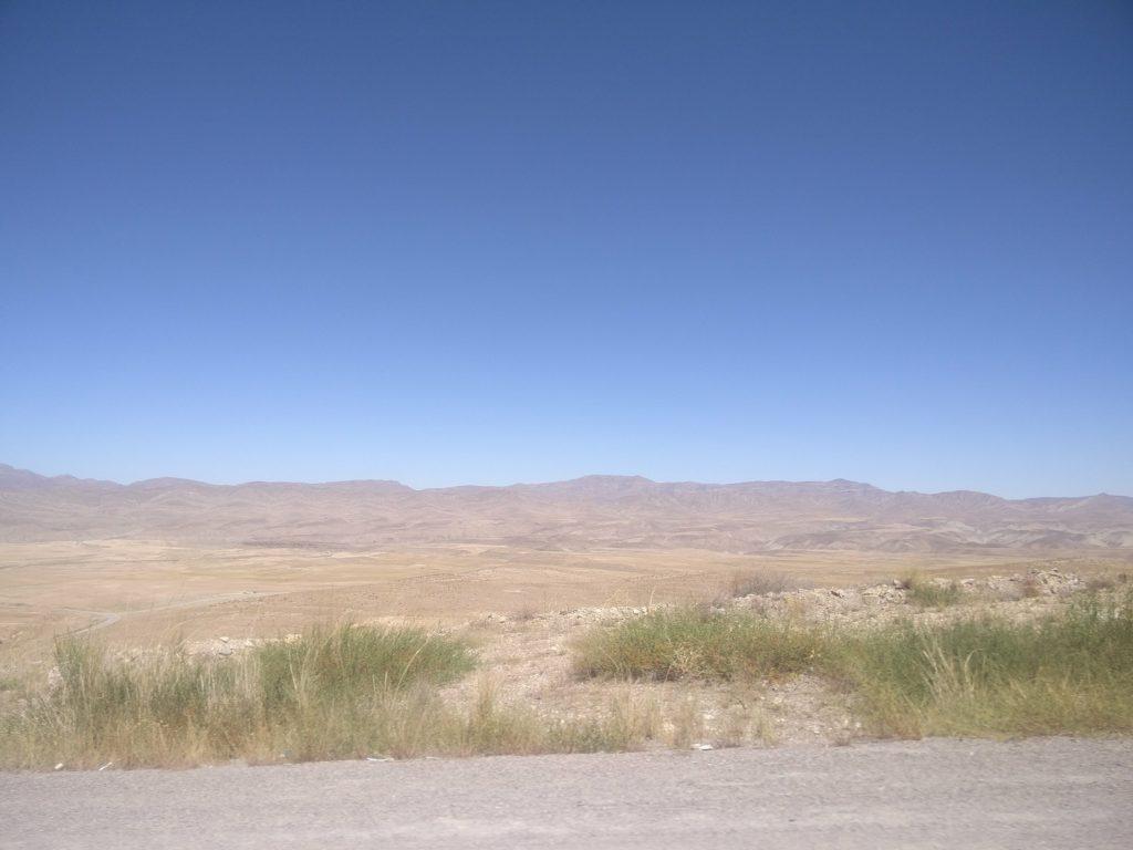 frontiere iran turkmenistan