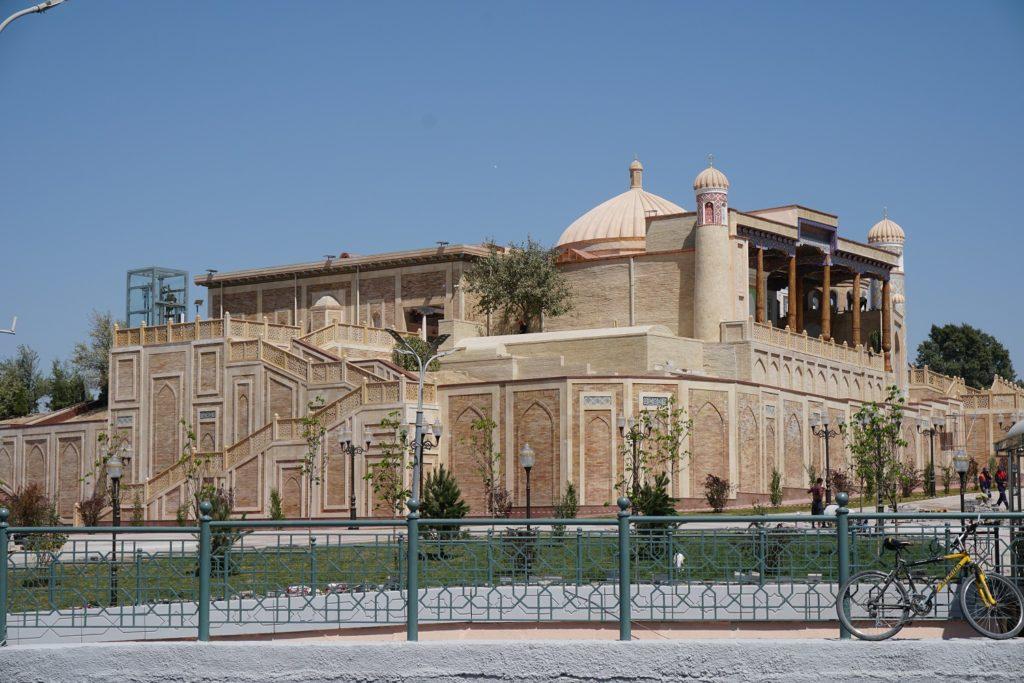 hazrat hizr mosque samarkand