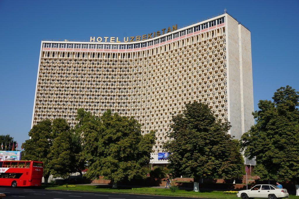 hotel ouzbekistan tachkent