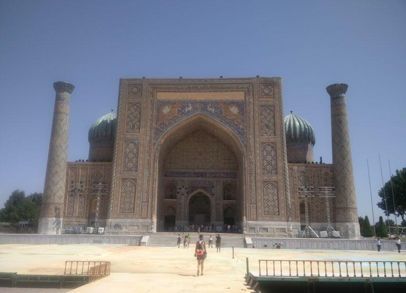 Samarkand : Registan, mausoleums and mosques